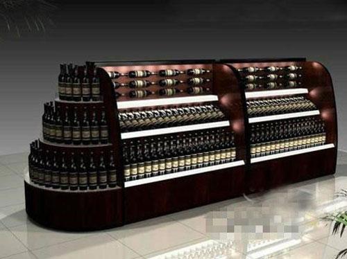 重庆红酒展示柜