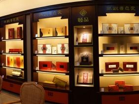 重庆茶叶展示柜