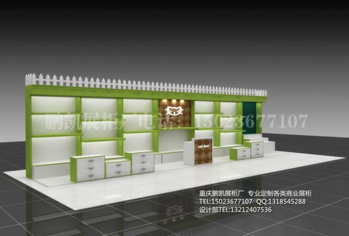重庆箱包店展柜 重庆茂业三猫时袋箱包店货柜