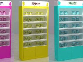 重庆奶粉展示柜