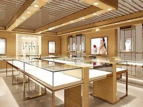 重庆珠宝展柜
