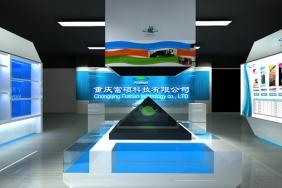 重庆科技展厅制作 科技展示导具制作