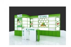重庆蜂蜜展柜 重庆保健品食品展柜