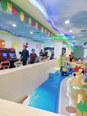 重庆儿童乐园货柜制作