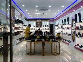 重庆鞋店展柜