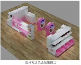 重庆玩具公仔店展柜