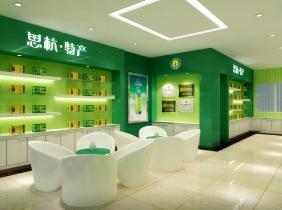 重庆粮油食品展示柜定制