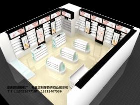 重庆奉节化妆品店货柜图