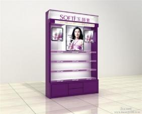 重庆定做化妆品展柜6