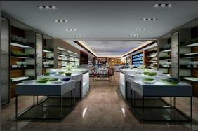 重庆酒店用品展示柜 重庆陶瓷展示柜