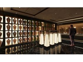 重庆博物馆展柜制作公司