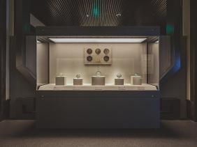 博物馆恒温恒湿展柜