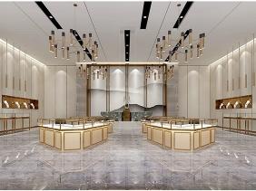 重庆珠宝店装修