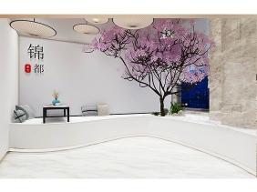 重庆美发店设计