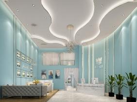 重庆美容院设计装修