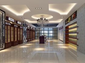 重庆名烟名酒店铺装修