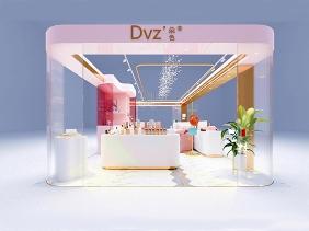 重庆商场化妆品展柜制作