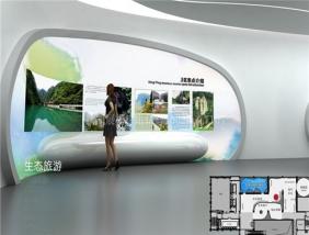 云南展厅施工 展厅设计