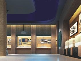 重庆档案馆展柜设计
